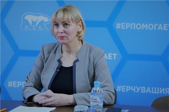 Светлана Каликова ответила на вопросы жителей республики