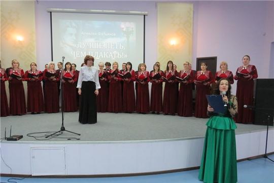 Фатьяновский праздник поэзии и песни собрал ветеранов и молодых