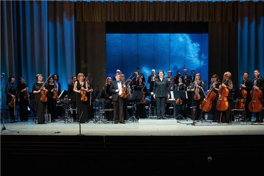В Чувашском государственном театре оперы и балета состоялся концерт артистов духовой группы оркестра