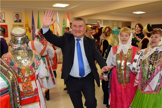 Межнациональный праздник «Навруз»