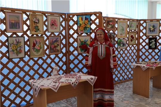 Светлана Каликова: «В Порецком районе уделяется большое внимание отрасли культуры»
