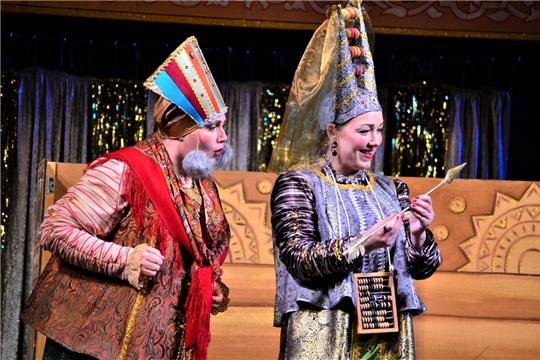 Русский драматический театр проводит акцию «В театр с мамой!»