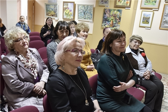 Вдохновение от художниц и поэтесс - к Международному женскому дню