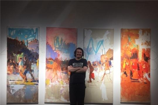 В культурном центре «Полигон» откроется выставка Никиты Павлова «Переход»