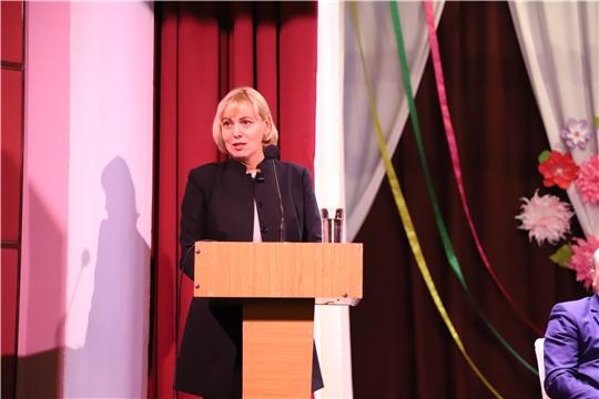 Министр культуры Светлана Каликова подвела итоги работы учреждений культуры Мариинско-Посадского района в 2020 г.