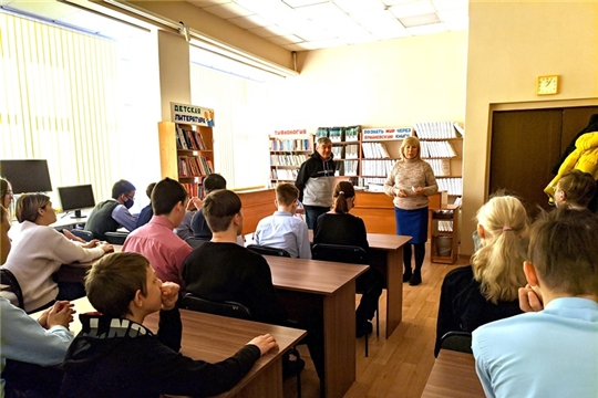 Встреча с интересным человеком в библиотеке им. Л. Н. Толстого
