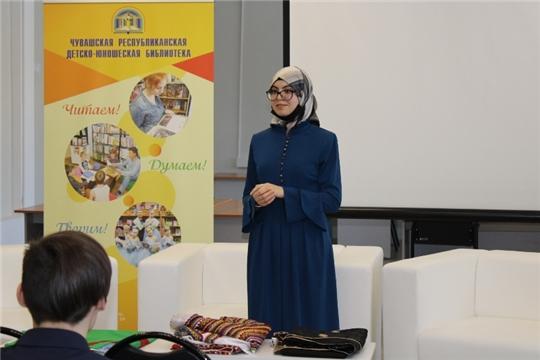 Детско-юношеская библиотека знакомит школьников с историей и культурой Алжира