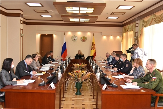 В Доме правительства республики обсудили концепцию подготовки и празднования 76-й годовщины Победы в Великой Отечественной войне 1941-1945 годов