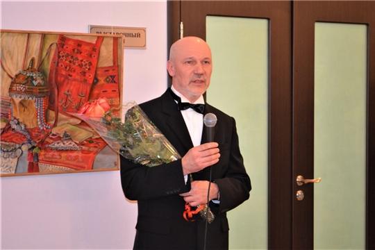 Владимиру Шведову присвоено почетное звание «Народный художник Чувашской Республики»