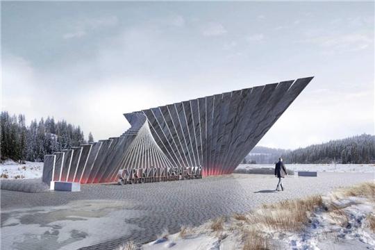 Определился будущий облик мемориала «Строителям безмолвных рубежей» в Козловском районе