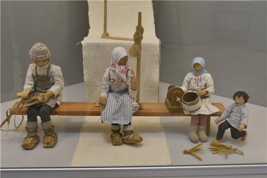 Открылась выставка «Чувашский мир Терентия Дверенина» («Терентий Дверенинăн чăваш тĕнчи»)