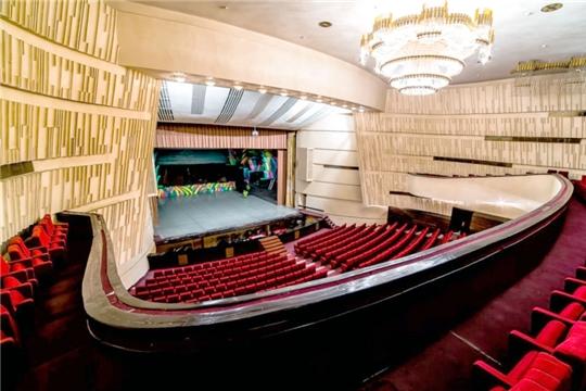 Чувашский государственный театр оперы и балета — участник XXI Республиканского конкурса театрального искусства «Узорчатый занавес»