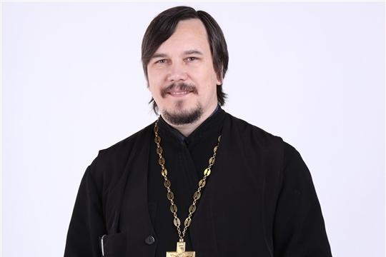 Встреча священника Максима Курленко со старшеклассниками