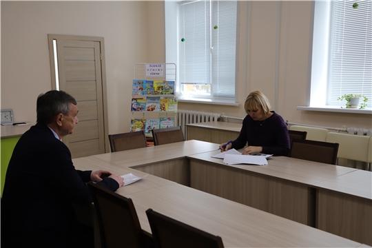 В Аликовском районе дополнительным образованием охвачены 25% детей