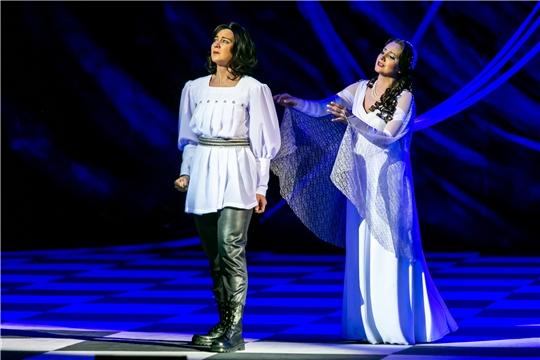 Опера «Капулетти и Монтекки» - номинант XXI Республиканского конкурса театрального искусства «Узорчатый занавес»