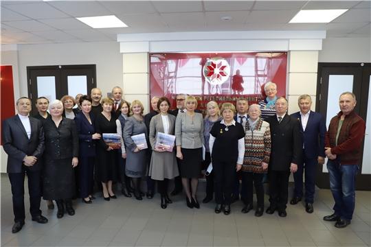 Светлана Каликова провела Круглый стол, посвящённый 85-летию Министерства культуры, по делам национальностей и архивного дела Чувашии