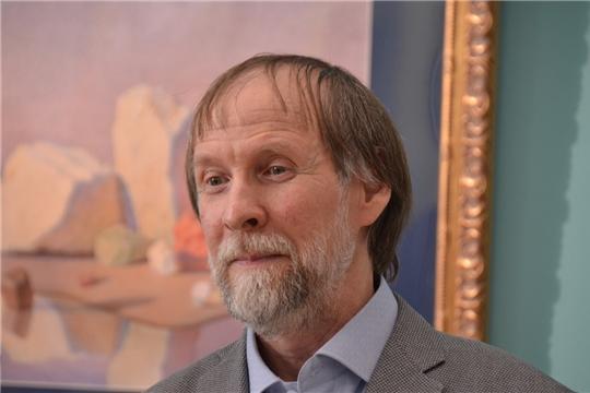 В Центре современного искусства открылась выставка «ОЧАРОВАННЫЙ ХУДОЖНИК»