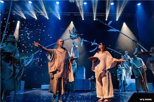 Спектакль студенческого театра Чувашии - лучший в ПФО
