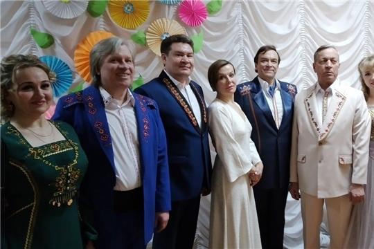 Артисты Чувашского государственного театра оперы и балета выступили в Республике Татарстан