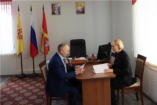 Министр культуры Чувашии Светлана Каликова с рабочим визитом посетила Красноармейский район