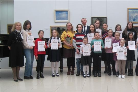 В 20-й раз прошёл Международный конкурс детского рисунка им. Э. Юрьева