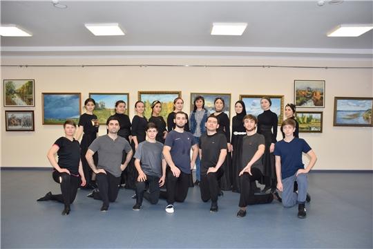 В Доме Дружбы народов состоялся Мастер-класс по чеченскому танцу
