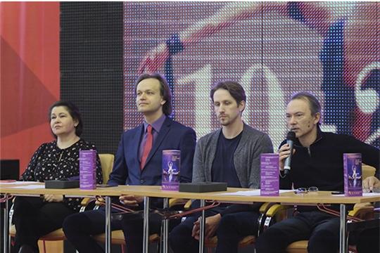 В Чувашском государственном театре оперы и балета рассказали о XXV Международном балетном фестивале