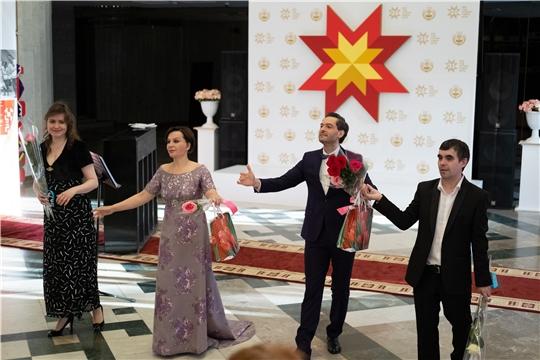 В Чувашском театре оперы и балета продолжаются торжества, посвященные Году Петра Ильича Чайковского