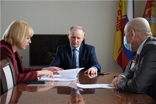 Светлана Каликова: «В Красночетайском районе созданы благоприятные условия для работы в учреждениях культуры»