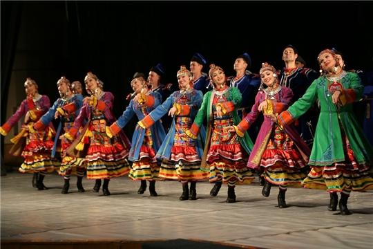 Чувашгосансамбль представит в Санкт-Петербурге концертную программу