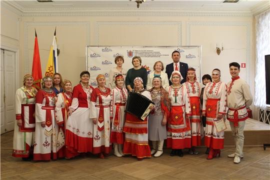 Чувашский фестиваль в Санкт-Петербурге