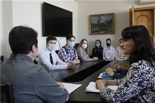 День открытых дверей в Министерстве культуры, по делам национальностей и архивного дела Чувашии