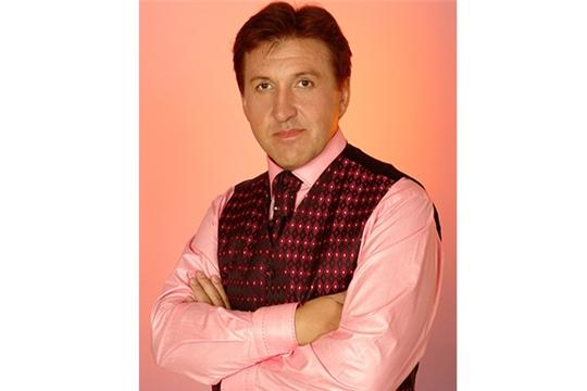 Поздравляем с юбилеем заслуженного артиста Чувашии Сергея Алексеева