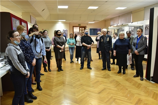 В Чувашском национальном музее состоялось открытие выставок «Музейный век» и «Завещаю беречь эту природу»