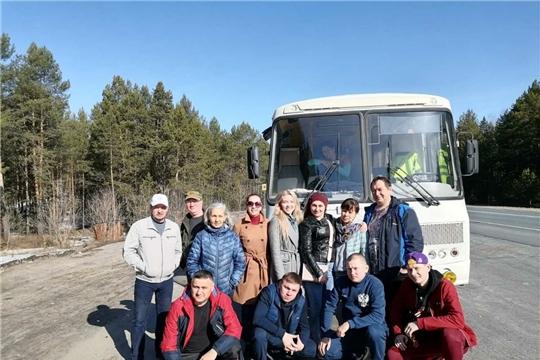 Артисты Чувашдрамтеатра выехали на гастроли по Республике Татарстан