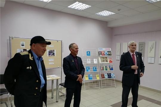 В Национальной библиотеке состоялась встреча с философом Фларитом Зарифом