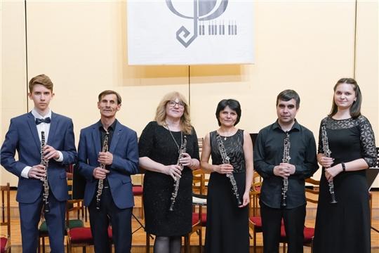 В Чебоксарском музыкальном училище состоялся концерт, посвященный 80-летию Анатолия Любимова