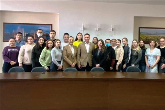 В Национальной библиотеке состоялся паблик-ток с Николаем Николаевым
