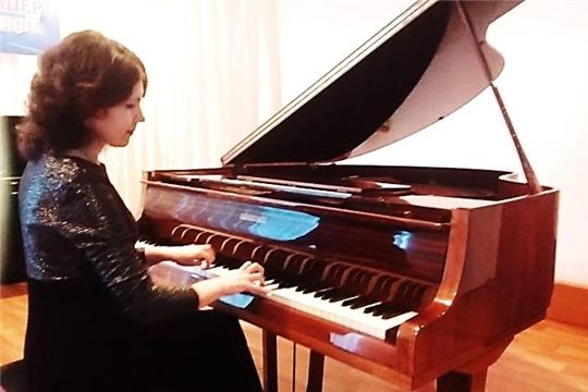 Исполнение российской пианисткой сочинения Николая Зимина на Международном конкурсе удостоено Гран-При