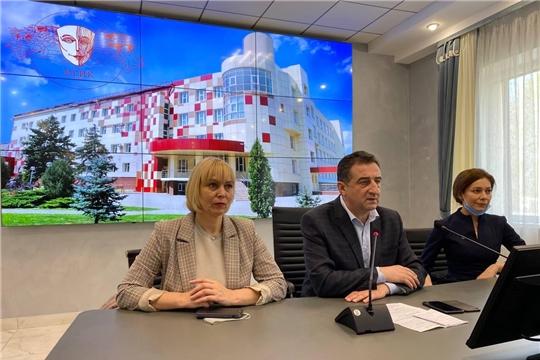 Светлана Каликова встретилась с ректором Краснодарского института культуры