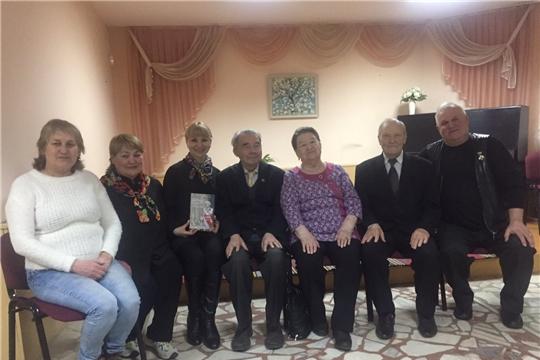 Чувашские кукольники поздравили с юбилеем народного писателя Чувашии Михаила Юхму