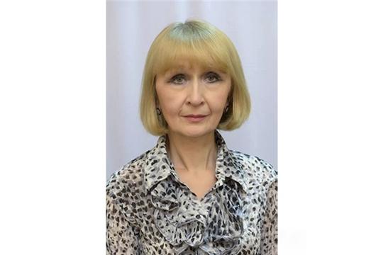 Почетное звание «Заслуженный артист Чувашской Республики» присвоено Валентине Никифоровой