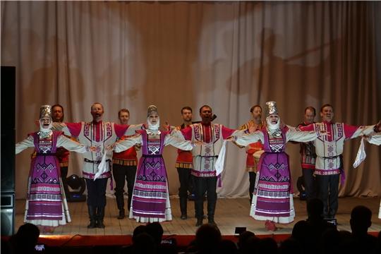 В честь Дня чувашского языка в Янтиковском районе звучат «Лучшие песни земли чувашской»