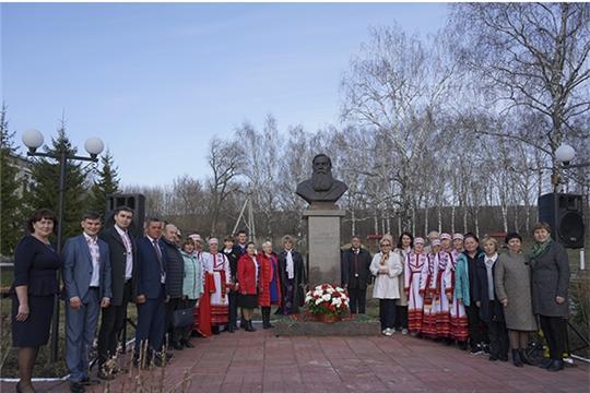 В Тетюшском районе состоялись торжественные мероприятия, посвященные Дню рождения И. Я. Яковлева