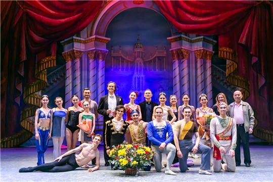 Завершился XXV Международный балетный фестиваль