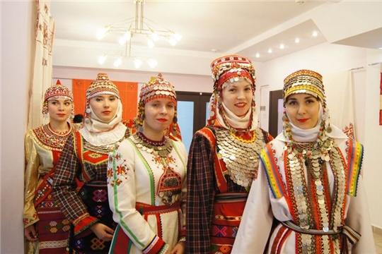 Национальный костюм – достояние народа