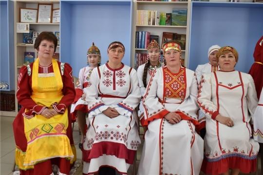 День чувашского языка в библиотеках республики