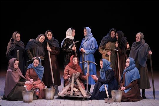 Состоится премьера театрализованного представления «Сурский рубеж. Помни. Знай. Не забывай»