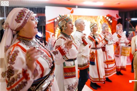 Народный фольклорный ансамбль «Уяв» получит грант национального проекта «Культура» в размере 2 млн. рублей