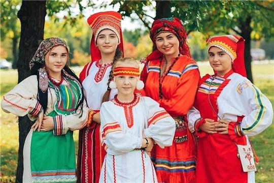 """Детский фестиваль мордовской музыки """"Чипайне"""""""